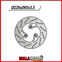 659158 DISCO FRENO ANTERIORE NG KYMCO People 2T 50CC 2000/2003 158 226/80/60/3,5//3/8,5
