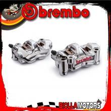220B01010 COPPIA PINZE FRENO RADIALI BREMBO CNC GP4-RX Ø32 108mm [ANTERIORE]