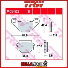 MCB523SI PASTIGLIE FRENO POSTERIORE TRW Gas Gas TT 125 1994- [ORGANICA- ]