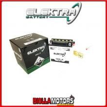 246600081 BATTERIA ELEKTRA YB5L-B CON ACIDO YB5LB MOTO SCOOTER QUAD CROSS