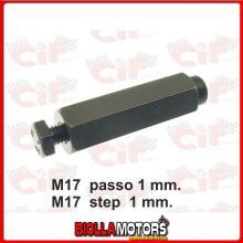 3338 EXTRACTEUR VOLANT M17- PAS 1 mm PIAGGIO BOSS