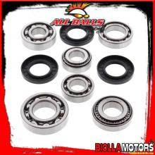 25-2074 KIT CUSCINETTI E PARAOLI DIFFERENZIALE POSTERIORE Yamaha YFM700 Grizzly EPS 700cc 2016- ALL BALLS