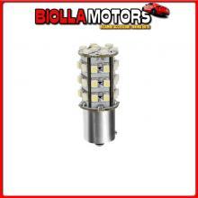 98257 LAMPA 24/28V HYPER-LED 39 - 39 SMD X 1 CHIPS - (P21W) - BA15S - 1 PZ - SCATOLA - BIANCO - DOPPIA POLARIT?
