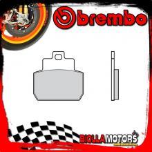 07061 PASTIGLIE FRENO POSTERIORE BREMBO PIAGGIO MP3 IE 2008- 125CC [ORGANIC]