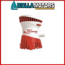 1821808 POMPA TSUNAMI T800 12V Pompe di Sentina Attwood Tsunami