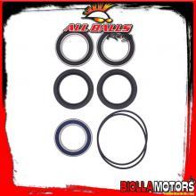 25-1620 KIT CUSCINETTI MAGGIORATI ASSALE POSTERIORE Kawasaki KFX450R 450cc 2012- ALL BALLS