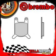 07GR0101 PASTIGLIE FRENO ANTERIORE BREMBO FANTIC MOTOR SUPER SIX 1983- 50CC [01 - ROAD CARBON CERAMIC]
