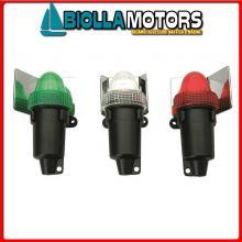 2114004 SET 3 FANALI LED BATTERIA< Set Fanali LED a Batteria