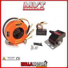 180140G INNER ROTOR IGNITION MVT MINARELLI AM6 2T 50CC WITH STANDARD BATTERY- (DD 21) WITH DIGITAL DIRECT LIGHTS