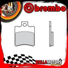 07003 PASTIGLIE FRENO ANTERIORE BREMBO FANTIC MOTOR CABALLERO RC 1990- 50CC [ORGANIC]