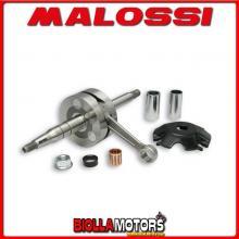 5317827 ALBERO MOTORE MALOSSI MHR BENELLI 491 SPORT 50 2T LC (MINARELLI) BIELLA 90 - SP. D. 13 CORSA 44 MM -