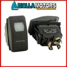2100721 INTERRUTTORE BIP 4T OFF/ON< Interruttore Impermeabile IP55 Signal
