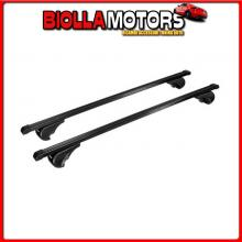 N15032 NORDRIVE RAIL-TOP, COPPIA BARRE PORTATUTTO IN ACCIAIO - XL - 140 CM BMW X5 (E53) - RAILING (05/00>11/03)