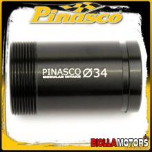 26530963 RACCORDO D.34MM X COLLETTORE ASPIRAZIONE CARTER PINASCO PIAGGIO VESPA ET3 125