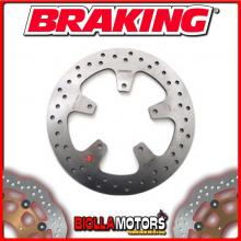 RF8128 FRONT BRAKE DISC SX BRAKING PEUGEOT GEO RS 125cc 2008 FIXED