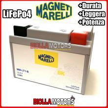 MM-LT1B BATTERIA LITIO MAGNETI MARELLI YTX4L-BS LiFePo4 YTX4LBS MOTO SCOOTER QUAD CROSS