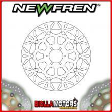 DF5230AF DISCO FRENO ANTERIORE NEWFREN MV AGUSTA F4 1000cc 312 R- 312 R 1+1- STOCK 312 2008- FLOTTANTE