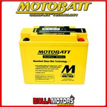 MB7BB BATTERIA MOTOBATT YB7B-B AGM 813077 YB7BB MOTO SCOOTER QUAD CROSS
