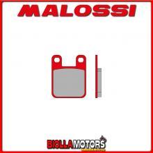 6215005BR COPPIA PASTIGLIE FRENO MALOSSI Anteriori BETA EIKON 50 2T LC MHR Anteriori - Posteriori - per veicoli PRODOTTI 1999 --