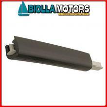 3833035 TERMINALE PROFILI T1/R40 BLACK Bottazzo Profilo Parabordo T