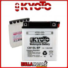 712105 BATTERIA KYOTO YB10L-BP [SENZA ACIDO] YB10LBP MOTO SCOOTER QUAD CROSS [SENZA ACIDO]