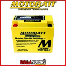 MBT12B4 BATTERIA MOTOBATT YT12B4 AGM E06016 YT12B4 MOTO SCOOTER QUAD CROSS