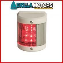 2113346 FANALE LED RED WHITE< Fanali di Navigazione (CE) Midi LED White
