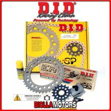 37A183 KIT TRASMISSIONE DID GP KTM 1190 RC8 ( Ratio - 2 ) 2008-2011 1190CC