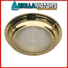 2141052 PLAFONIERA CLASSIC GOLD D140 LED< Plafoniere Classic-Brass LED