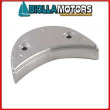 5125302 ANODO MOTORE JOHN/EVIN 1/2 Collare V4/V6 (Vecchio Tipo)