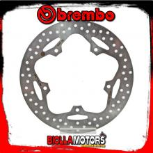 68B407F6 DISCO FRENO POSTERIORE BREMBO APRILIA SRV 2012- 850CC FISSO