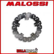 6212351 DISCO FRENO MALOSSI APRILIA SR MAX 125 ie 4T LC euro 3 WHOOP DISC POSTERIORE