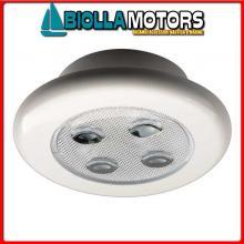 2145700 PLAFONIERA COMPACT INCASSO 4LED D75 Plafoniera Compact 2R LED