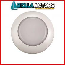 2145704 PLAFONIERA COMPACT 6 LED D72< Luce Impermeabile LED Round Top PL