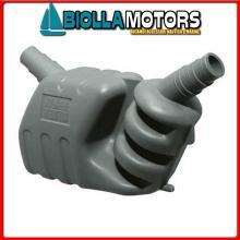 5003450 MARMITTA 40/45/50 Marmitta Watermufflock 40/45/50