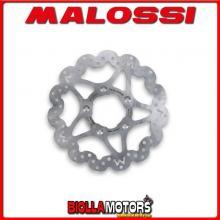 6212929 DISCO FRENO MALOSSI APRILIA SPORTCITY ONE 50 4T (PIAGGIO C377M) D. ESTERNO 220 - SPESSORE 3,5 MM -