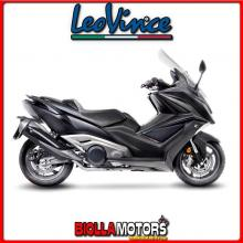 8087 COLLETTORE LEOVINCE KYMCO AK550 ABS 2017-2019 -