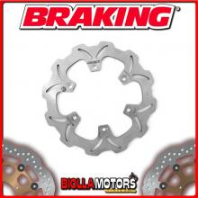 YA32FID DISCO FRENO ANTERIORE DX BRAKING MBK SKYLINER 250cc 2000-2003 WAVE FISSO