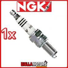 1 CANDELA NGK CR8EIX BETA RR-LC - Engine Minarelli 4-Stroke liquid 125CC 2010- CR8EIX