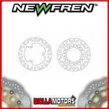DF5193A DISCO FRENO ANTERIORE NEWFREN KTM SX 65cc 1998-2017 FISSO
