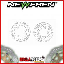 DF5193AF DISCO FRENO ANTERIORE NEWFREN KTM SX 65cc 1998-2017 FLOTTANTE