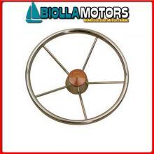 4641532 VOLANTE D320 INOX Volante Classic S/Steel