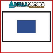 3405179 BANDIERA SEGNALE S SIERRA 40X60CM Segnale S (SIERRA)