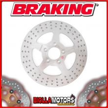 RF3104 DISCO FRENO ANTERIORE SX BRAKING HARLEY D. XL 883 L SPORTSTER LOW ABS 883cc 2014-2016 FISSO