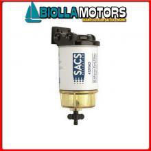 4121530 BICCHIERE RICAMBIO FILTRO 4121522/24 Filtro Separatore Originale SACS