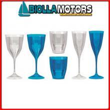5802030 CALICE FRESNEL WINE 330CC CLEAR Calici e Bicchieri Fresnel Line in Policrystal ®