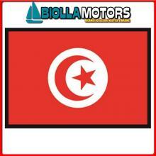 3404130 BANDIERA TUNISIA 30X45CM Bandiera Tunisia