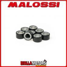 6613561.L0 8 RULLI RULLI VARIATORE MALOSSI D. 25X14,9 GR. 20 YAMAHA T MAX (CARB.) 500 4T LC 2001->2003 - -