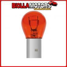 58059 PILOT 12V RED DYED GLASS, LAMPADA 2 FILAMENTI - (P21/5W) - 21/5W - BAY15D - 2 PZ - D/BLISTER