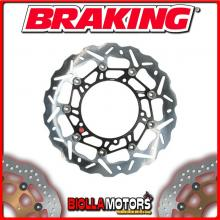 WK130R DISCO FRENO ANTERIORE DX BRAKING KTM ADVENTURE ABS 1050cc 2015-2016 WAVE FLOTTANTE